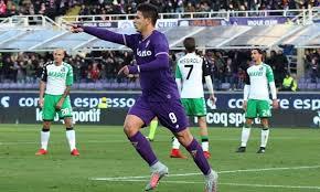 Prediksi Sassuolo vs Fiorentina 9 Desember 2018