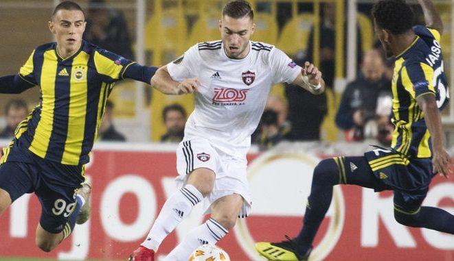 Prediksi Spartak Trnava vs Fenerbahce 14 Desember 2018