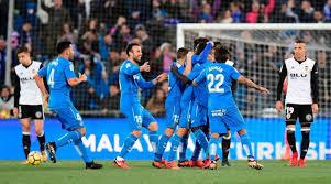 Prediksi Valencia vs Getafe 31 Januari 2019